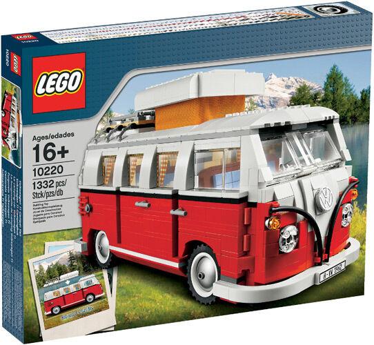 LEGO 10220 VOLKSWAGEN T1 CAMPER VAN  BRAND NEW SEALD BOX