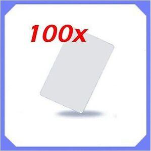 100pcs-125Khz-RFID-Proximity-Cards-Credit-Card-Size
