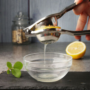 Stainless-Steel-Lemon-Lime-Squeezer-Juicer-Home-Kitchen-Manual-Hand-Press-Tool