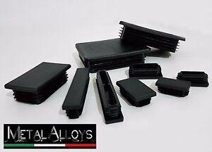 Tappi rettangolari alettati plastica 120 x 100 in vari for Fioriere rettangolari in plastica