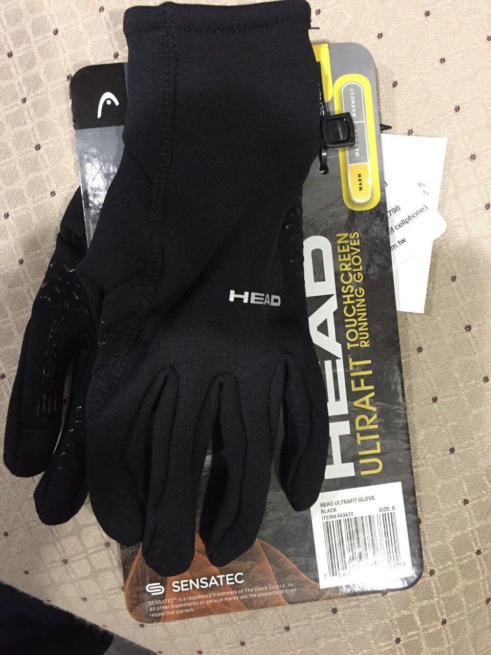 Head Multifunzione MES'S Guanti Sportivi black, S M  L _C643472B