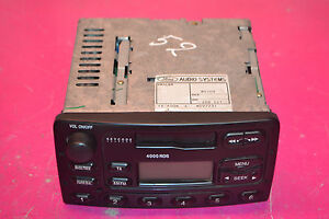 FORD TRANSIT CONNECT 1.8 D 2004 90 BHP RADIO CASSETTE PLAYER 2T1F-18C838-BC