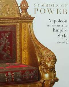 LIVRE-BOOK-Napoleon-and-the-Art-of-the-Empire-Style-1800-1815-pendule-meuble