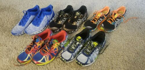 Asics-Reebok Running Shoes Size 11