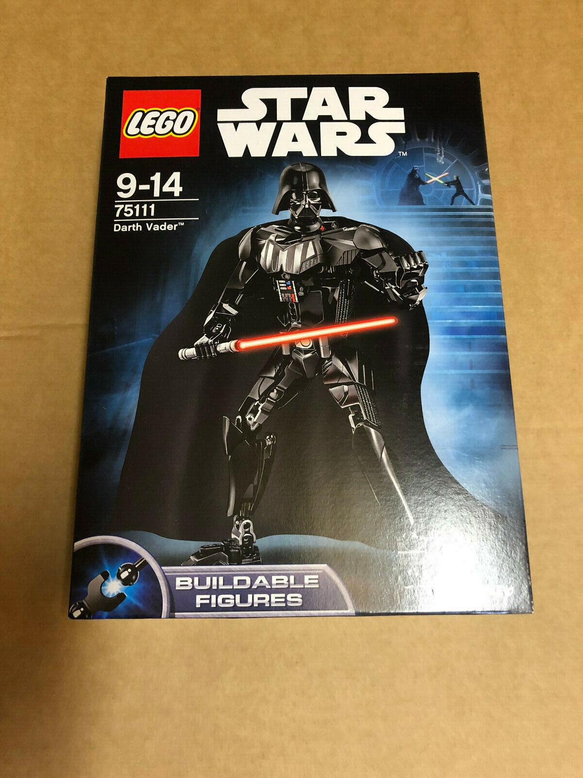 ecco l'ultimo LEGO LEGO LEGO Estrella Guerras 75111 Darth Vader NUOVO IN SCATOLA ORIGINALE  sconto di vendita