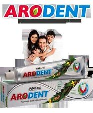 Arodent Herbal Gum & Dental Tooth Paste  For Sensitive Teeth & Pain  100 gm