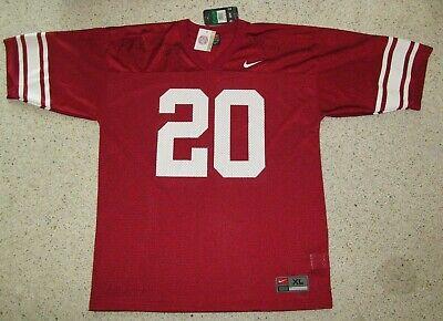 Billy Sims Oklahoma Sooners Jordan Football Jersey - Crimson