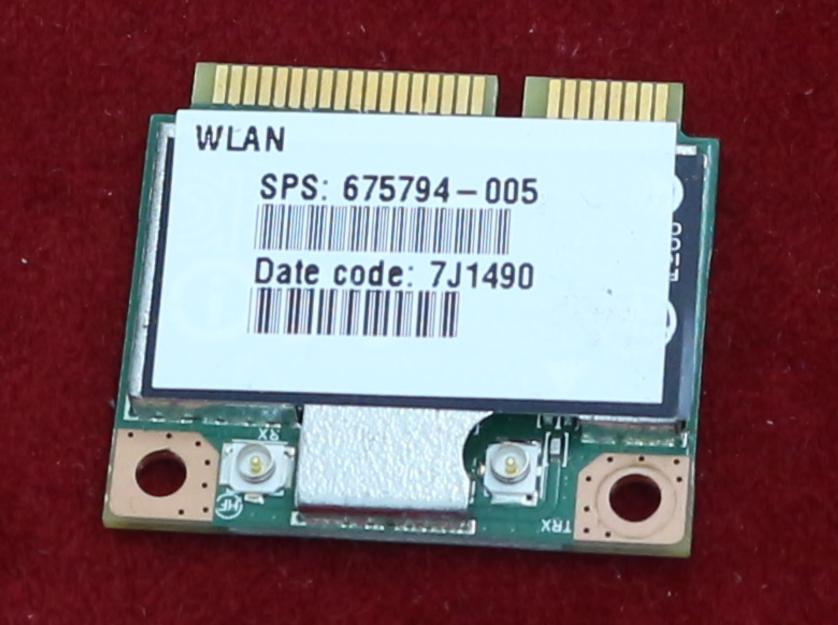 675794-005 675794-001 GENUINE ORIGINAL HP WIRELESS CARD 15-G