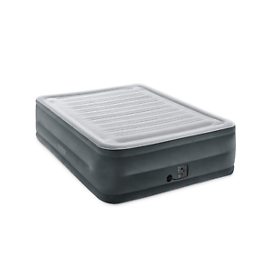 Intex-Comfort-Plush-High-Rise-Dura-Beam-Air-Bed-Mattress-w-Built-In-Pump-Queen
