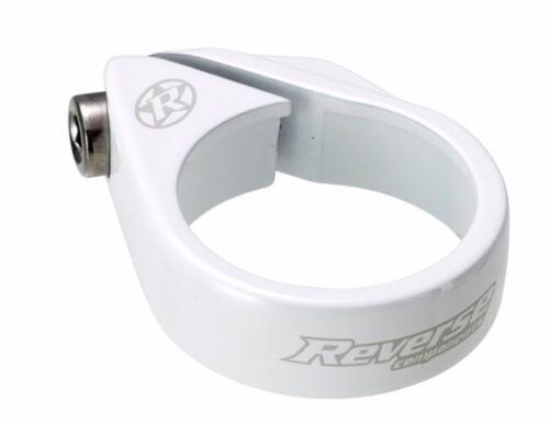 Reverse Sattelstütz-Bague Bolt Clamp pour 34,9 mm avec innesechkant