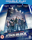 Attack The Block (Blu-ray and DVD Combo, 2011, 2-Disc Set)