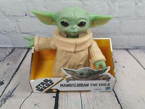 El Mandalorian el niño bebé Yoda Figura De Star Wars 6.5 pulgadas Poseable
