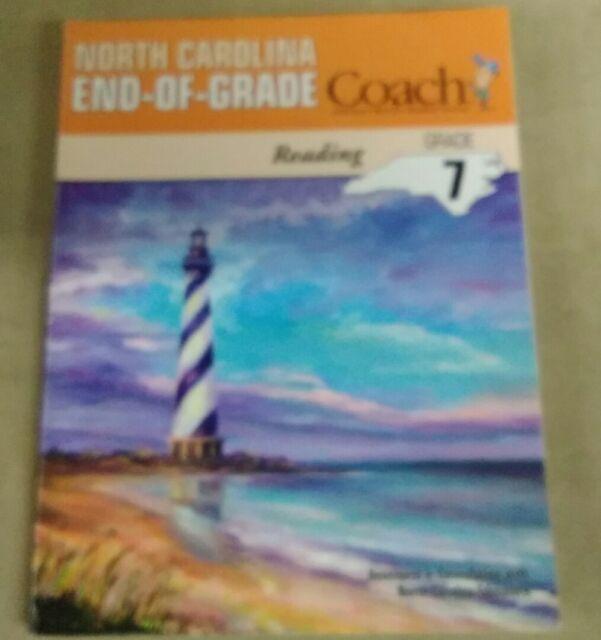North Carolina End Of Grade Reading Workbook 7th Seventh Grade 7