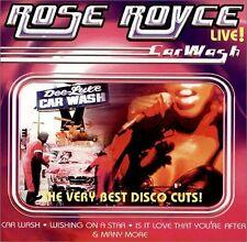 Rose Royce Car wash 1998-The Monday Night Club Mixes (3 versions, fe.. [Maxi-CD]