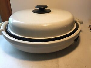 Dazey Round A Bout Plus 14 Quot Electric Chef Skillet Griddle