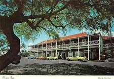 USA Pioneer Inn Lahaina Maui Hawaii Vintage Cars