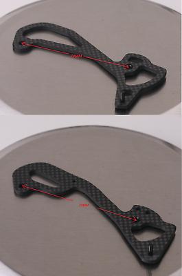 J/&L CX 1 Rear Derailleur Carbon Mech Inner Plate//Cage for SRAM Force 1/&Rival 1