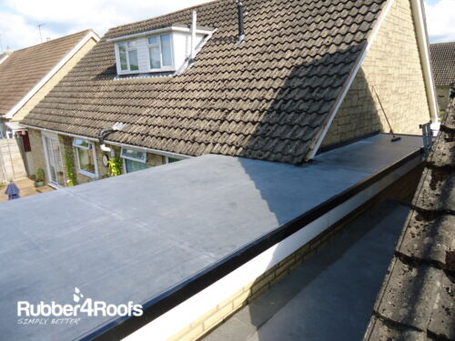 1.2mm ClassicBond EPDM Roof Sheet, Rubber Roofing Membrane For Flat Roofs