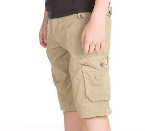 518af22ab8 Image is loading Junior-Brave-Soul-George-Stone-Cargo-Shorts-RRP-