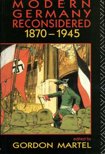 1 of 1 - Modern Germany Reconsidered 1870-1945 (paperback)