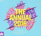 Ministry of Sound The Annual 2016 Various Artists Audio CD