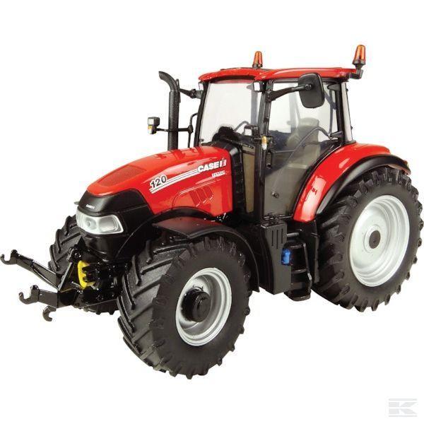 Universal Hobbies Case IH luxxum Modèle 120 Tracteur échelle 1 32