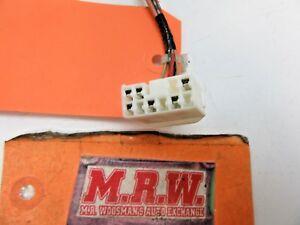 Wire Plug Connector Off Sunroof Sun Roof Motor Top Glass Gear 11 16 Scion Tc Oem Ebay