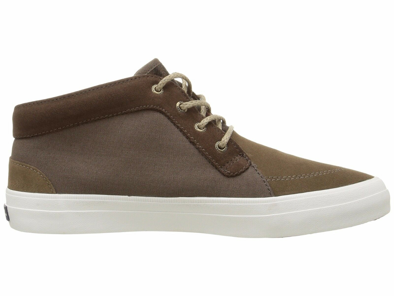 Sperry Sneackerst Top-Sider Crest Knoll Canvas Sneackerst Sperry Booties Taupe Multiple Sizes bcee2c