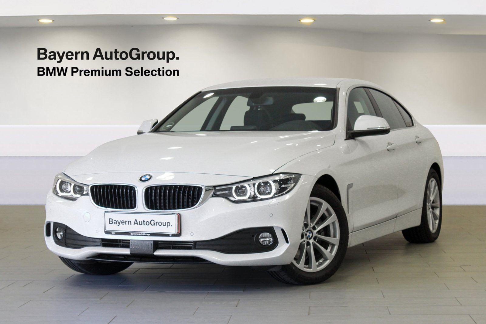 BMW 420d 2,0 Gran Coupé aut. 5d - 449.900 kr.