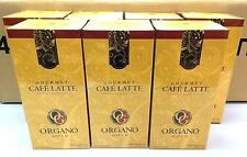 7 Boxes Organo Gold Cafe Latte 100% Organic Ganoderma Gourmet Express Ship