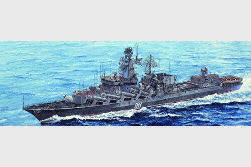 Trumpeter Navy Slava Class Cruiser Varyag Combat Warship 05721 1 700 Kit Model