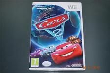 Disney Pixar Cars 2 Nintendo Wii UK PAL **FREE UK POSTAGE**