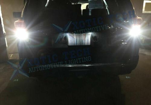 For Hyundai Elantra Veloster Sonata 6000k LED Tail Brake Backup Lights Bulb 2357
