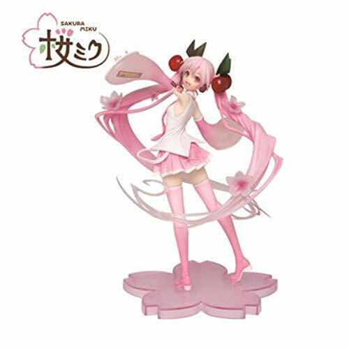 18cm Miku Hatsune Sakura Miku Newly drawn figure 2020ver