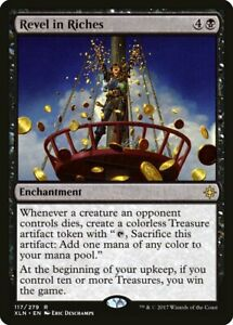 Revel-in-Riches-XLN-Ixalan-MTG-Magic-English-NM