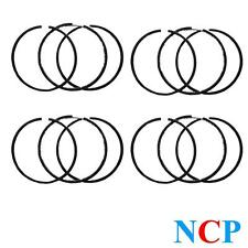 PEUGEOT 106 206 207 306 307 308 1007 PARTNER 1.6 16V PISTON RING SET X 4 TU5JP4