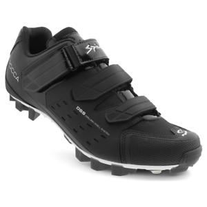 SPIUK ZAP ROCCA MTB UNIX black MATE ZROCC801 Footwear Men's shoes MTB Sport