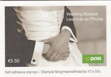 IRELAND BOOKLET: 2008 Weddings  series3   complete SGSB140 MNH