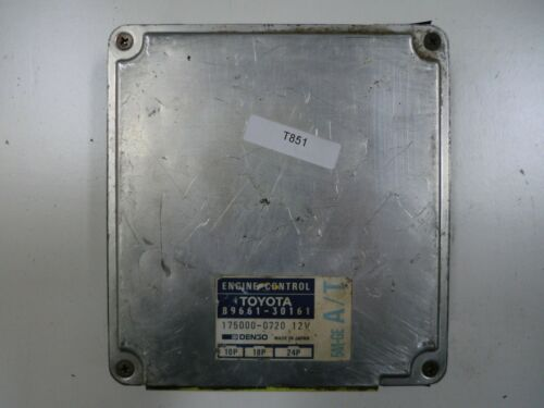 89661-30161TOYOTA OEM ENGINE CONTROL MODULE UNIT ECM ECU PCM