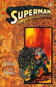 SUPERMAN: ALLA FINE DELLA TERRA - PLAY MAGAZINE n°26 - Play Press (1998)