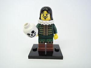 Lego-Figur-Sammelfigur-Serie-8-Nr-14-Schauspieler-Actor-neuw-COL126