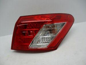 2007 2008 2009 LEXUS ES350 LEFT DRIVER SIDE TAIL LIGHT LAMP OEM