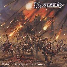 RHAPSODY - Rain of a Thousand Flames CD 2002