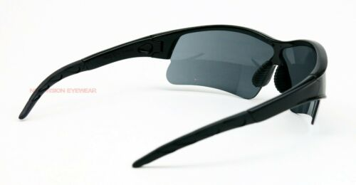Hunter Sports Wrap Safety Glasses Motorcycle Sun Z87 Ice Red//Orange Mirror 563