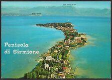 AD3183 Brescia - Provincia - Penisola di Sirmione - Veduta aerea