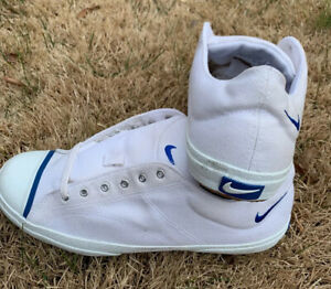 nike canvas low