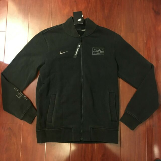 Women's Clothing Bnwt Multi Color Zip Up Athletic Jacket From Nike Size Large!