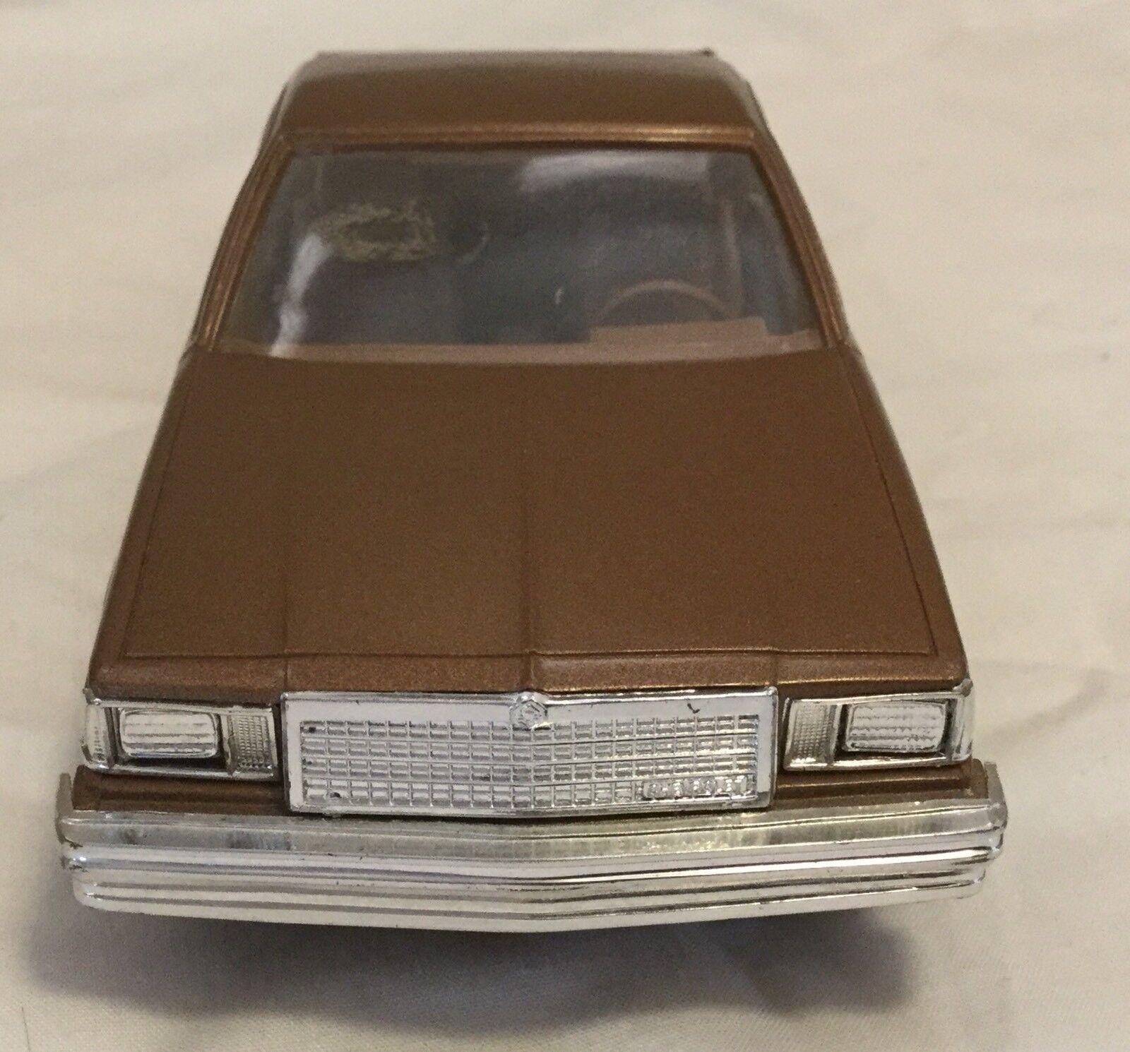 1979 chevrolet el camino werbe - model auto