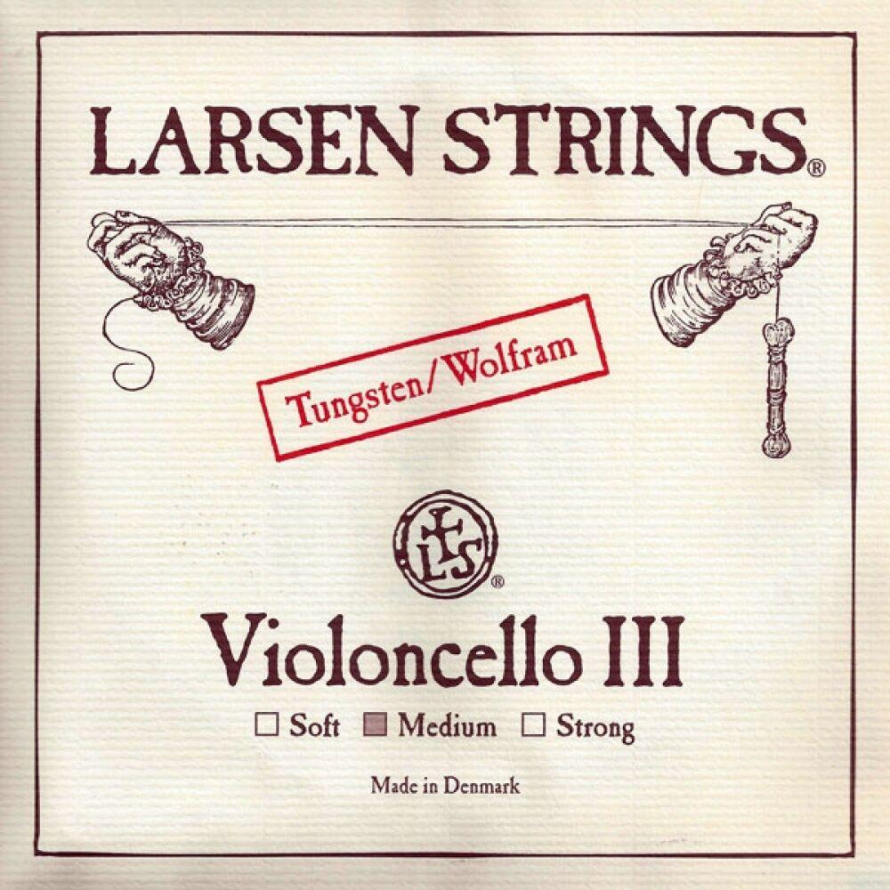 Larsen III 4 4 Violoncello G Saite, 4 4 Cello G String