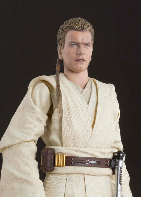 SH S.H. Figuarts Obi-Wan Kenobi Episode I Star Wars Bandai Japan NEW*** (c)